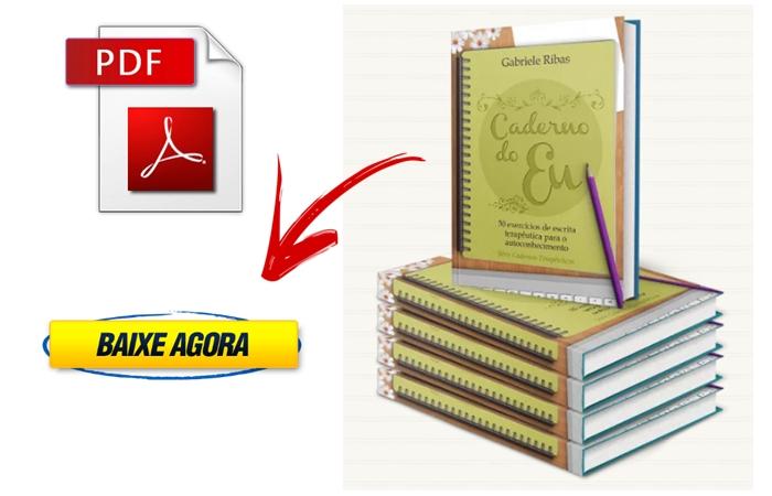 Caderno do Eu: eBook PDF para Download   Caderno da Gabi