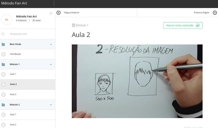 como desenhar mangá anime