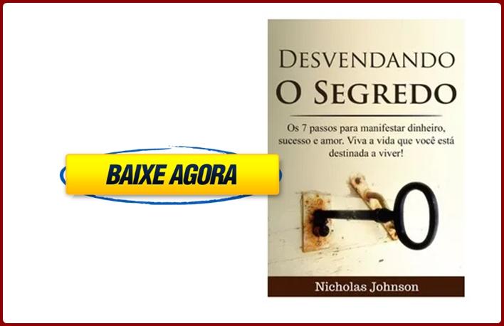 """Desvendando o Segredo: eBook PDF para Download """"Livro Original"""""""