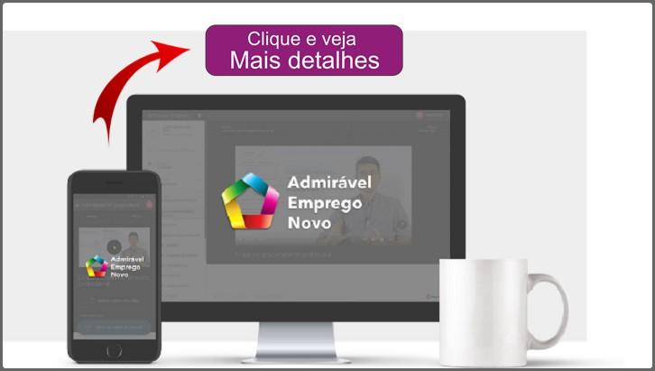 """Admirável Emprego Novo: Como Conseguir Um Emprego """"Download eBook PDF Grátis"""""""
