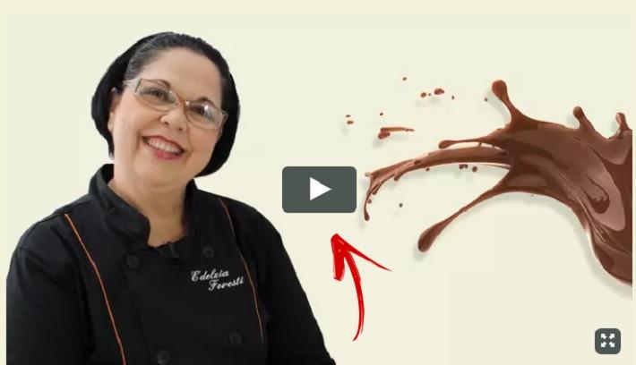 como fazer chocolates