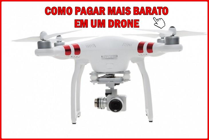 onde comprar drone barato