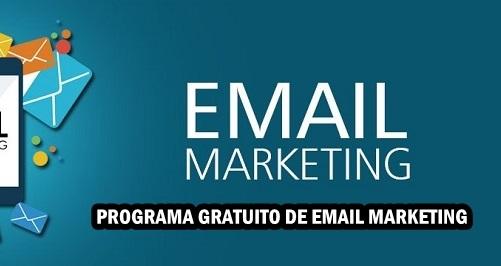 Email Marketing Gratis e Ilimitado: Lista de Programa Gratuito ✅