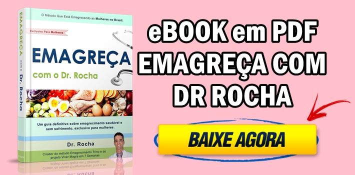Emagreça com Dr Rocha eBook PDF para Download ➜
