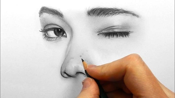 desenhos realistas