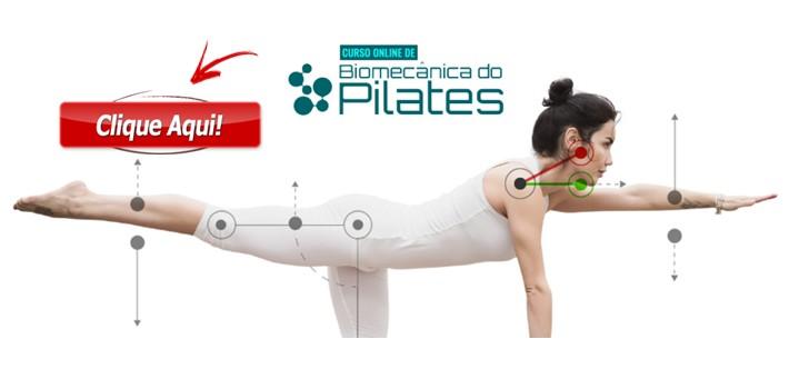 Curso de Pilates para Fisioterapeutas: A Biomecânica do PILATES