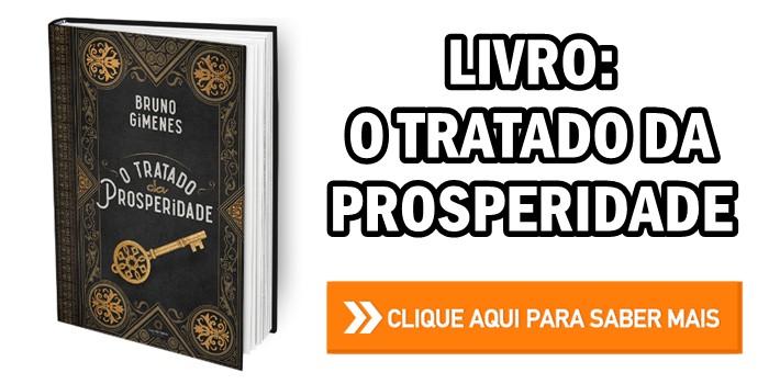 Livro O Tratado da Prosperidade de Bruno Gimenes