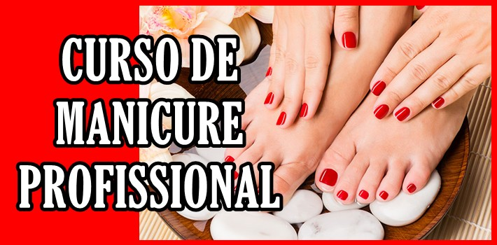 Curso de Manicure em Vídeos + Certificado: VEJA PREÇO