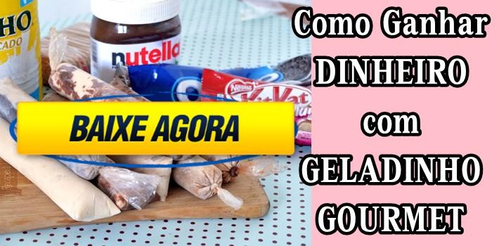Geladinho Gourmet: + de 50 Receitas pra Baixar PDF