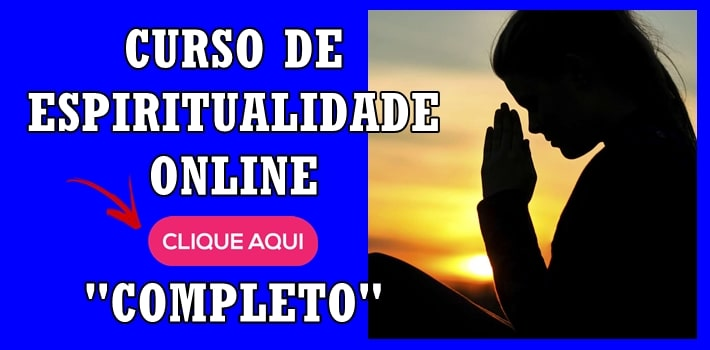 Curso de Espiritualidade Online Passo a Passo [ MELHOR ]