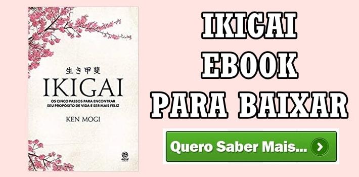 Ikigai: Livro em Português para Baixar Formato eBook