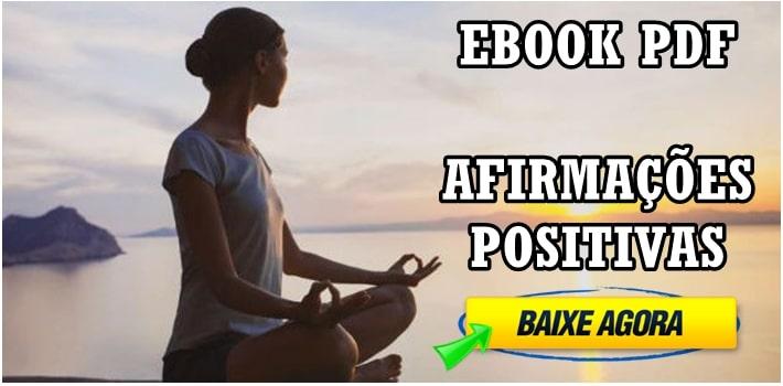 Afirmações Positivas Matinais: eBook PDF pra Baixar Grátis